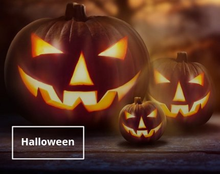 Events at Woodside Wildlife Park - Halloween